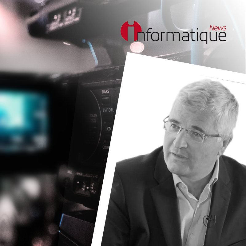 Interview de Bernard Blais – Directeur Avant-vente et Projets de ITS Integra au .NEXT on tour