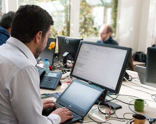 Hybridation multi-environnements - ITS Integra