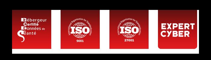 Cybersécurité Sécurité informatique SI ITS Integra ISO27001 ISO 9001 HDS ExpertCyber,