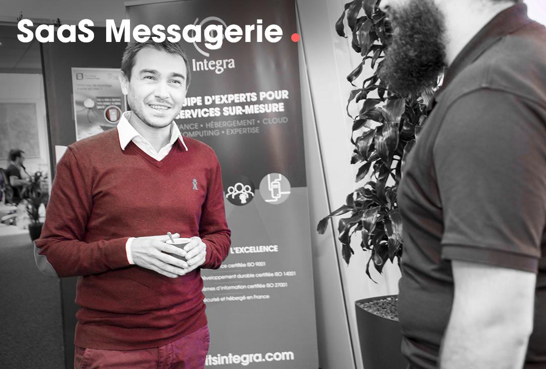 SaaS Messagerie Une solution de messagerie qui s'adaptent aux exigences de MSSAnté.