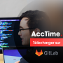 Acctime disponible sur Gitlab - ITS Integra